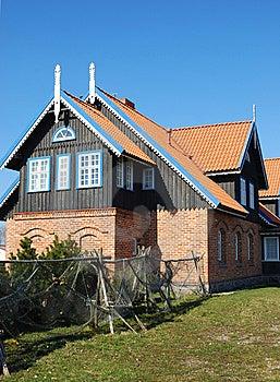 Land För 2 Stuga Royaltyfri Fotografi - Bild: 8906297