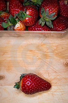 Selected Strawberry Stock Photography - Image: 8908692