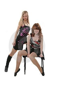 Mulheres Bonitas Sexuais Fotos de Stock - Imagem: 8909843