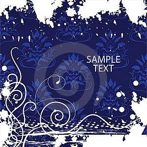 Grunge Background. Vector Illustration Stock Photo - Image: 8911340