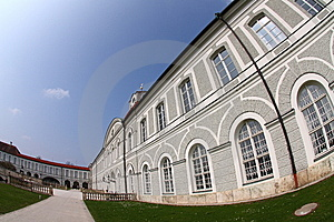 Castle Of Nymphenburg Royalty Free Stock Images - Image: 8911959