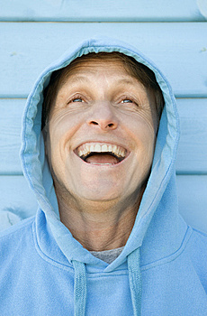 Happy Forties Man. Stock Images - Image: 8914374
