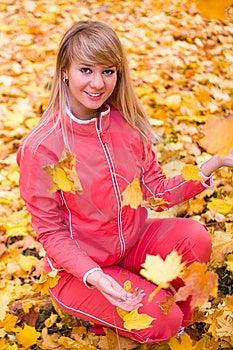 Pretty Girl Stock Image - Image: 8914381