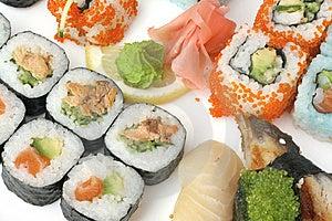 Sushi Stock Image - Image: 8915431