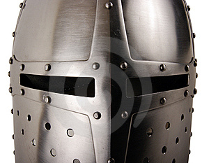 Iron Helmet Royalty Free Stock Photo - Image: 8923785