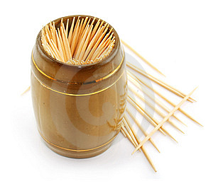 Bunch Of Toothpick Isolated Royalty Free Stock Photo - Image: 8923885