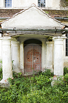 Old Church Entrance Royalty Free Stock Photography - Image: 8925157