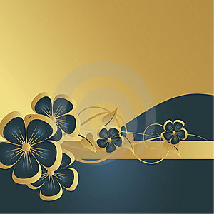 Abstract Floral Background Royalty Free Stock Photo - Image: 8925865