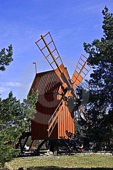 Windmill Stock Images - Image: 8926414