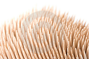 Toothpicks Stock Photography - Image: 8927012