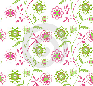 Seamless Pattern. Royalty Free Stock Image - Image: 8927316