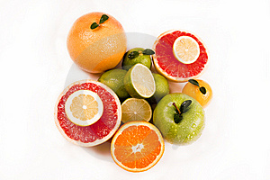 Fresh Fruits Royalty Free Stock Photography - Image: 8928387