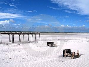 Desert Beach Royalty Free Stock Photos - Image: 8928628