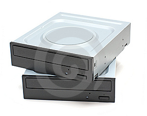DVD Drives Stock Photography - Image: 8929972