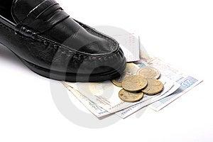 Lady Shoe Stock Photos - Image: 8930153