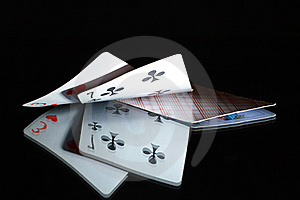 Playing Cards Stock Photos - Image: 8933583