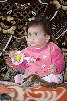 Nice Baby Stock Image - Image: 8933651
