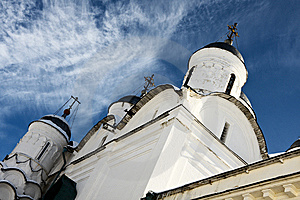 Pafnutievo-Borovsky Monastery Royalty Free Stock Image - Image: 8934376