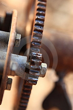 Gear Wheel Stock Photography - Image: 8934482