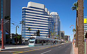 Tramway2 Stock Photo - Image: 8935960
