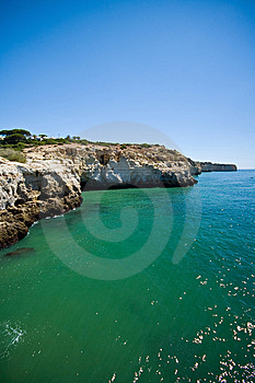 Cliffs Formation Stock Image - Image: 8936791