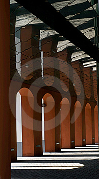 Arch Royalty Free Stock Photos - Image: 8937148