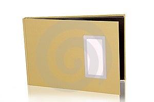 Blank Photo Album Royalty Free Stock Photography - Image: 8938457