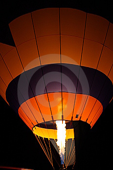 Balloon Glow Stock Photography - Image: 8939192