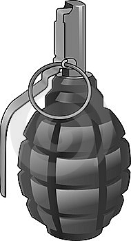 Grenade Stock Photography - Image: 8940872