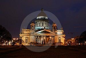 Saint Petersburg City, Nightlife Stock Photography - Image: 8943632