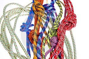 Climbing Rope Royalty Free Stock Image - Image: 8945876