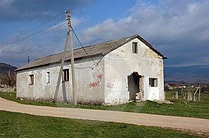 Abandoned Farm House Royalty Free Stock Photography - Image: 8946997