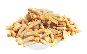 Bread Rusks Stock Image - Image: 8948291