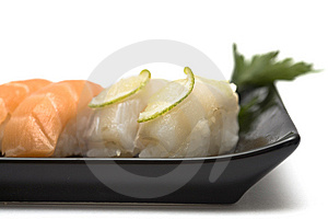 Sushi Plate Stock Images - Image: 8949494