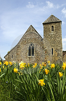 St Margaret Of Antioch Church Royalty Free Stock Images - Image: 8951169