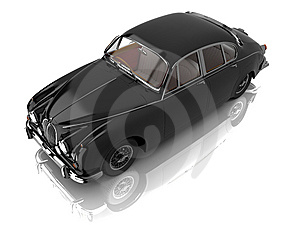Old Car Royalty Free Stock Images - Image: 8952059