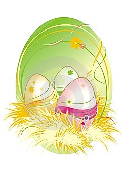 Easter Egg Stock Photography - Image: 8953592