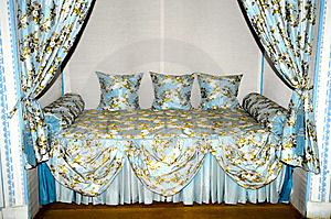 The Bed Stock Photo - Image: 8953730