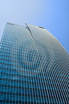 Skyscraper Royalty Free Stock Photo - Image: 8957005