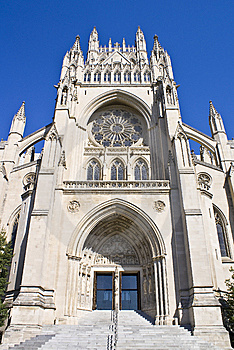 Cathedral(Washington National) Stock Image - Image: 8958711