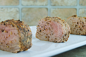Pork Tenderloin Stock Photos - Image: 8960653
