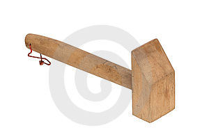 Carpenter's Hammer Stock Photography - Image: 8961932