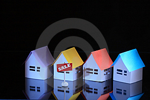 House For Sale Stock Images - Image: 8961934