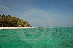 Bamboo Island Royalty Free Stock Images - Image: 8962359
