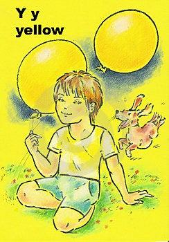Alphabet For Children Royalty Free Stock Image - Image: 8962426