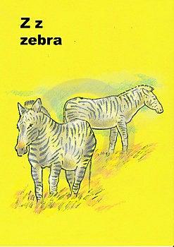 Alphabet For Children Stock Photo - Image: 8962440