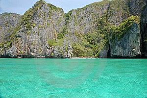 Maya Bay Imagenes de archivo - Imagen: 8962684