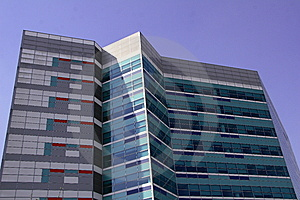 Modern Buildings Stock Images - Image: 8963574