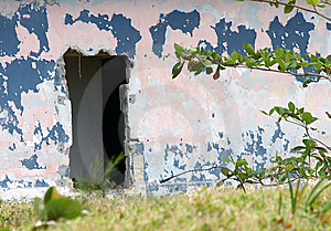 Forgotten House Stock Image - Image: 8964511