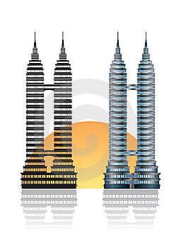 Sky-scraper Royalty Free Stock Photos - Image: 8965078